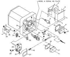 Suburban Water Heater Model SW6PE Tune-Up Kit
