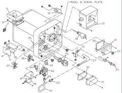 Suburban Water Heater Model SW12DE Tune-Up Kit