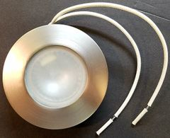 Brushed Nickle Halogen 3 Inch Light