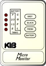 KIB Electronics Monitor Panel Model M21NPVW Repair / Installation Kits