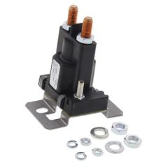 Continuous Duty 12V Solenoid / Relay, 100 AMP, 3 Stud, 120-105851