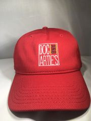 Doc and Artie's Logo Cap