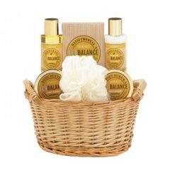 Honey Almond Spa Set