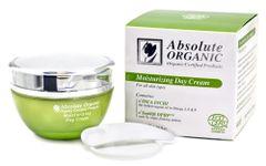 Absolute Organic Inca Inchi Oil/DPHP Moisturizing Day Cream 50ml