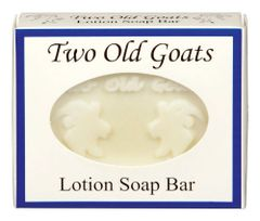 Two Old Goats Goat Milk Soap With Almond Oil 2oz Bar TOG1BAR