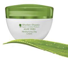Absolute Organic All Natural Hemp Seed Oil Moisturizing Day Cream 50ml