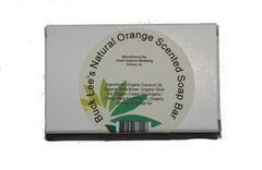 Buck Lee's Organic Orange Scented Soap Bar