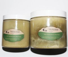 Buck Lee's Naturals 100% Natural African Shea Butter in 8oz & 16oz