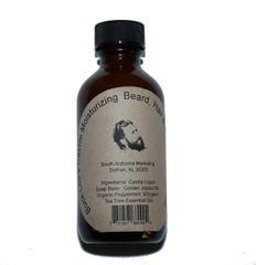 Buck Lee's Moisturizing Beard Hair BW Trial Size 2oz