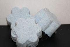 Buck Lee's Naturals 3 Piece Coastal Breeze Bath Bomb/Fizzy With Epsom Salts