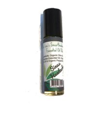 Buck Lee's Handcrafted All Natural Sinus Headache Relief Roller Bottle 10ml