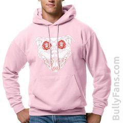 Bully Fans Bully De Los Muertos Hoodie - Pink