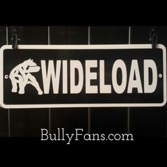 Wideload kennel sign !! SALE !!