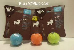 Jive Dog Ball - 2 inch