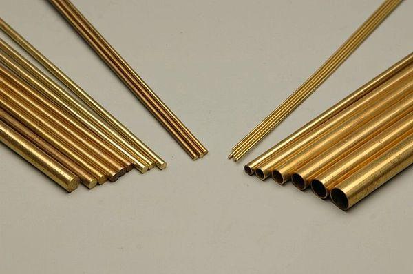 9 16 Diameter Brass Tube 43 KS141