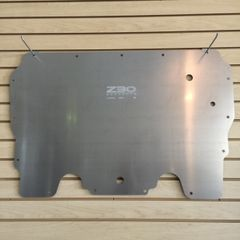 Heavy Duty Engine Aluminum Splash Shield / Under Tray for Lexus SC300