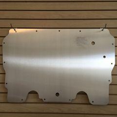 S032AL-1 (Light Duty Aluminum Engine Splash Shield / Under Tray for Lexus SC300)