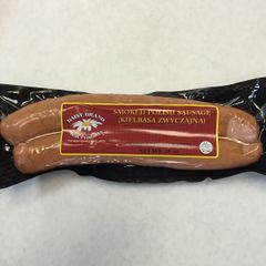 Smoked Polish Sausage (16 oz pack)
