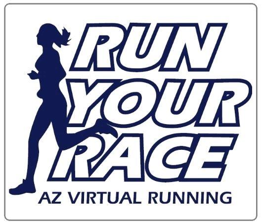 Run Your Race Pin