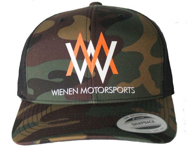 WM Camo Hat