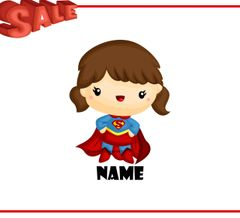 Tabby the Superwoman