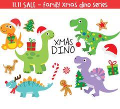 11.11 Sale Xmas Dino