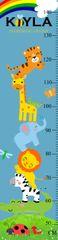 Safari Growth Chart