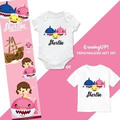 Shark-A-DooDoo (Girl) Gift Set
