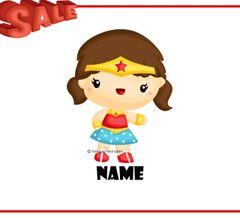 Tabby the Wonderwoman