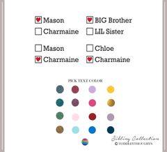 Sibling Design 004 [Price is per pc]