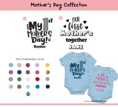 9.90 Mothers Day Special [Light Blue Romper ONLY]