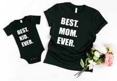 9. Best Mom Best Kid [Mommy & Me Per Set]
