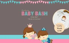 2017 Baby Bash Ticket (Crawling Competition)