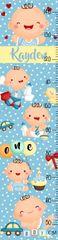 Baby Girl & Boy Growth Chart