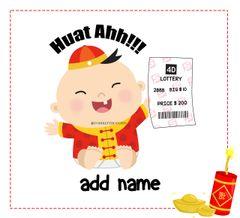 Huat Ahh Boy CNY