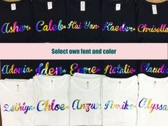 GSS Mania (Select own font & color)