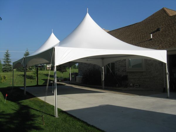 20x40 Tent Rental Includes Set Up Fees Table And Chair