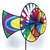 Rainbow Directional Spinny by Skydog