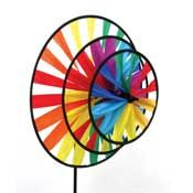 Rainbow 3 Wheel Spinny by Skydog