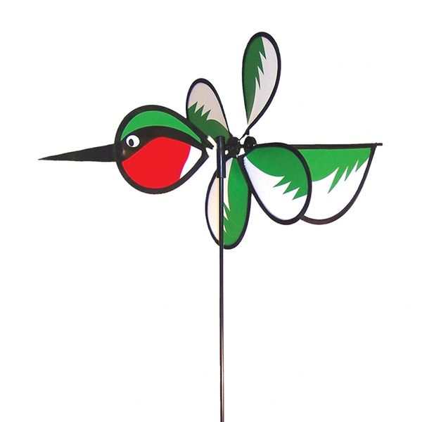 BabyBird Hummingbird Wind Spinner