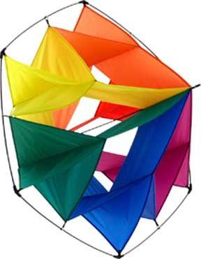 Facet Cellular Kite by New Tech Kites