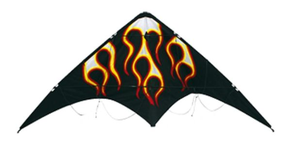 Little Wing Flames by SkyDog Kites