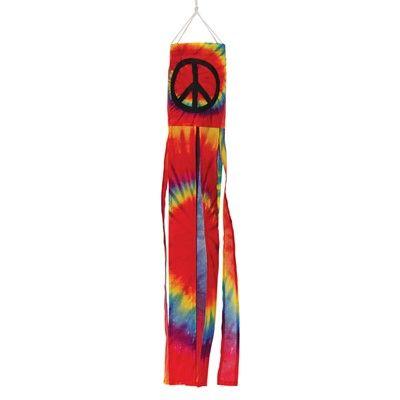 "15"" PEACE SIGN BABYSOCK"