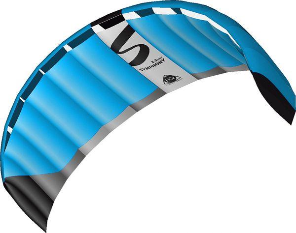 Symphony Pro 2.5 Neon Blue by HQ Kites