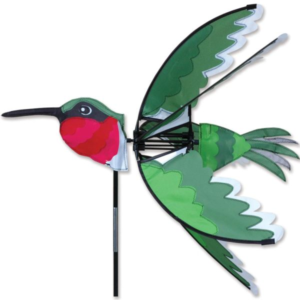 24 in. Ruby Throated Hummingbird by Premier