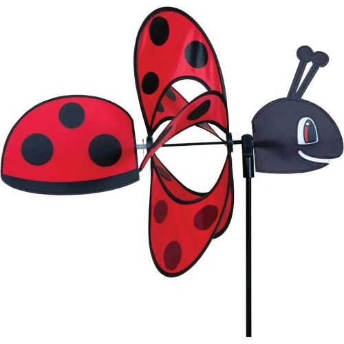 Whirly Ladybug Spinner by Premier