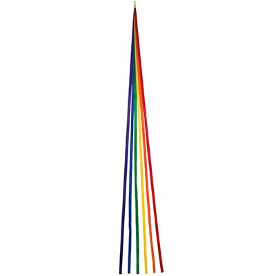 "60"" Thin Rainbow Tails"