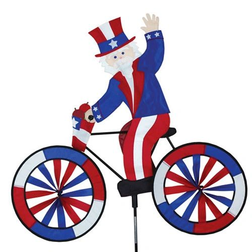 Uncle Sam Spinner by Premier