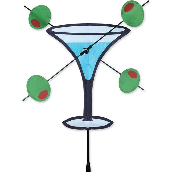 14 in. WhirliGig Spinner - Martini by Premier