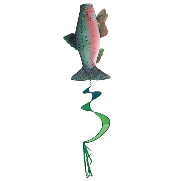 RainbowTrout with Spinner Tail
